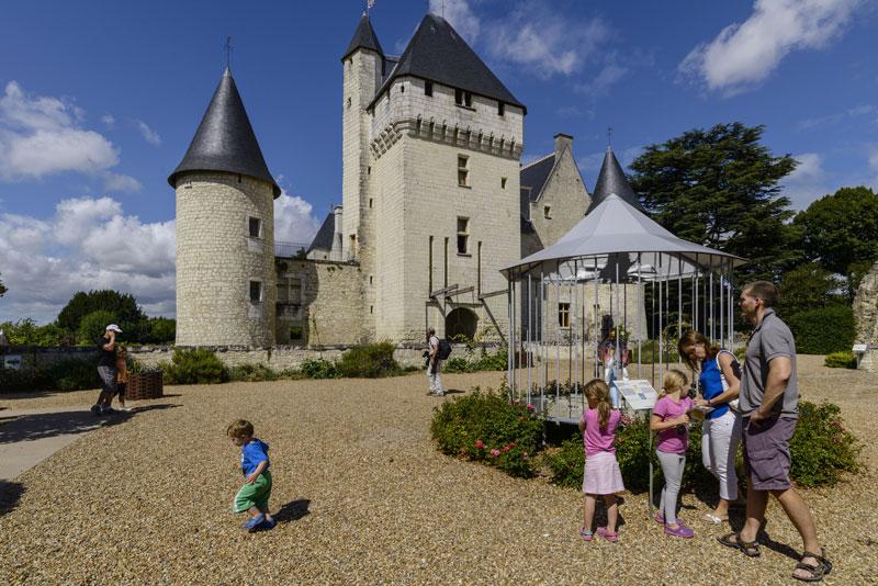 idées séjour en Indre et Loire